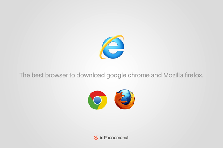The best browser to download Google Chrome and Mozilla Firefox !  #Business #Technology #Innovations #TechFact