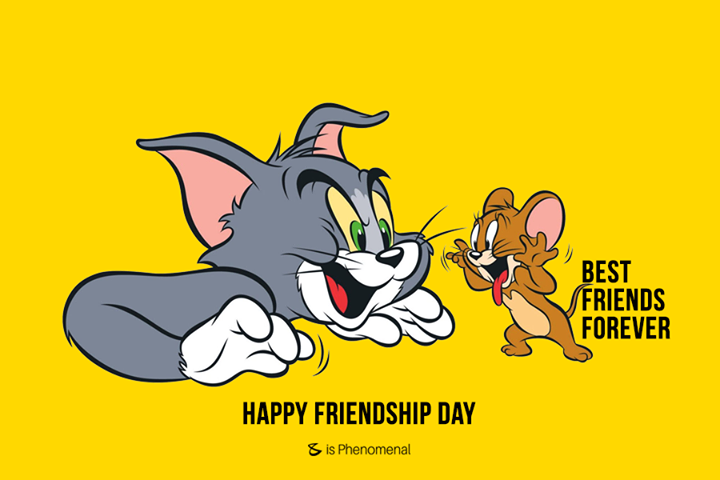 Here's wishing you all a very happy #FriendshipDay !