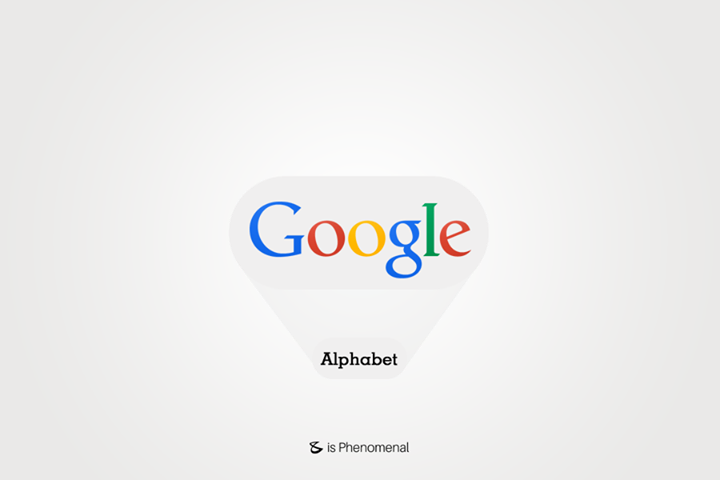 Google INC. just announced the creation of a new, parent company, called Alphabet. Alphabet Inc. will replace Google Inc. as the publicly traded entity and all shares of Google will convert into Alphabet shares.  #Business #Technology #Innovations #Google #Alphabet