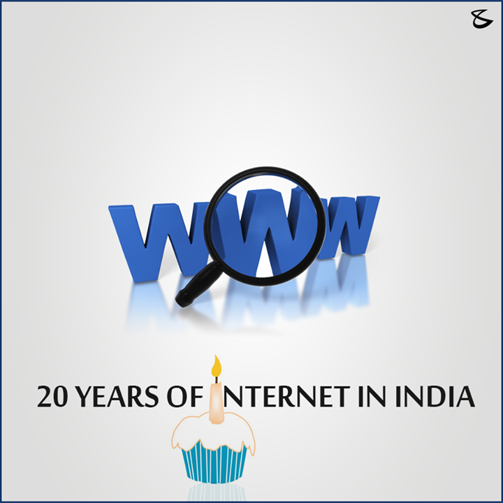 \\ 20 years of #Internet in #India \\  How has Internet changed your life?