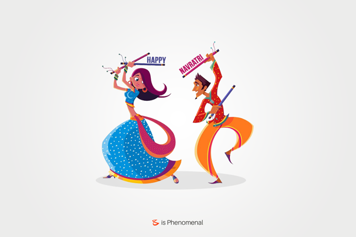 #HappyNavratri from CompuBrain!
