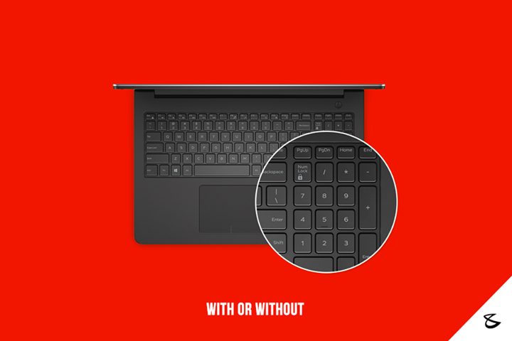 Which keyboard do you prefer ? With numpad or without?  #Business #Technology #Innovations