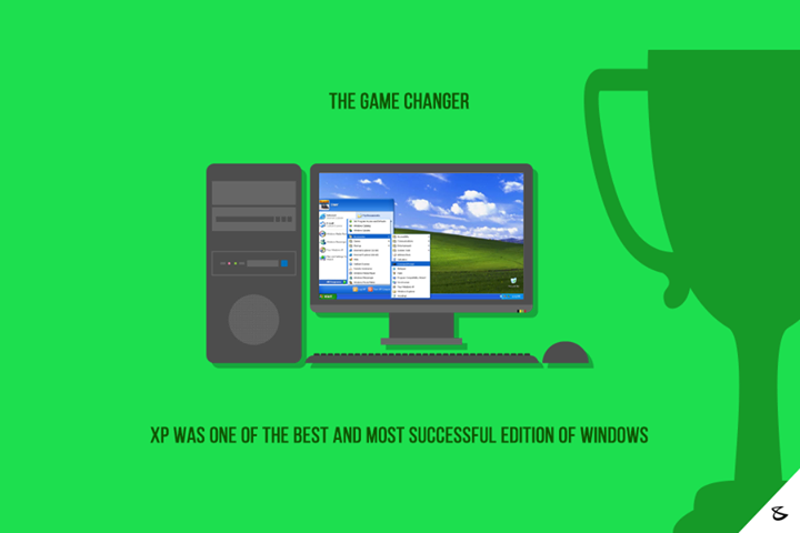 XP was one of the best and most successful edition of #Windows and was a game changer for #Microsoft. Share with us what did you like the most about Windows XP!  #Business #Technology #Innovations