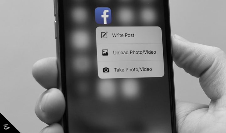 Facebook's iOS app is getting an update iPhone 6S users will appreciate: new 3D Touch actions.  #Business #Technology #Innovations #Facebook #Apple #iPhone