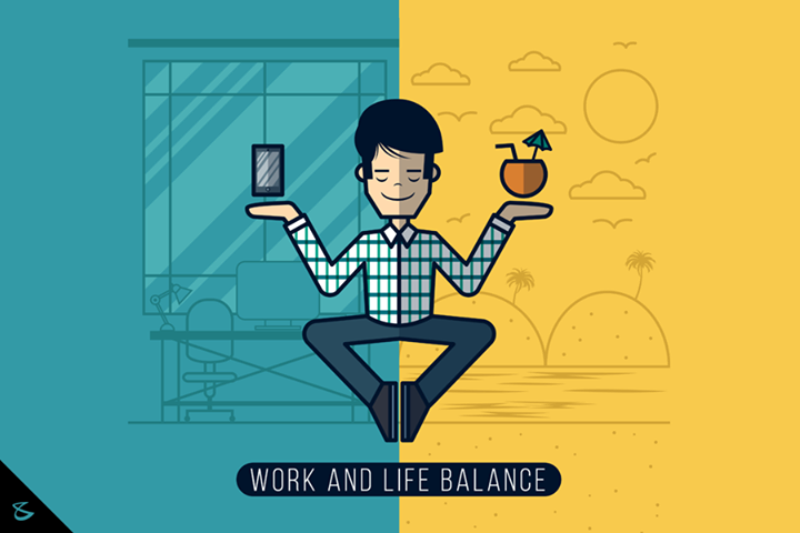 Tell us how do you manage you #Work & #Life balance?  #Business #Technology #Innovations