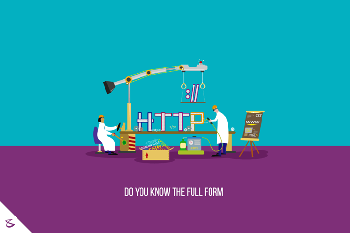 Do you know the full form of http?  #Business #Technology #Innovations #HTTP