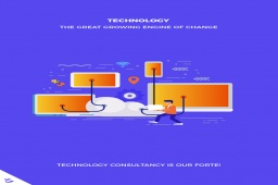 Technology consultancy is our forte!  #Business #Technology #Innovations #CompuBrain #TechnologyConsultancy