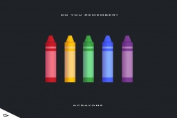 Do you remember?  #Business #Technology #Innovations #CompuBrain #Creativity #Crayons