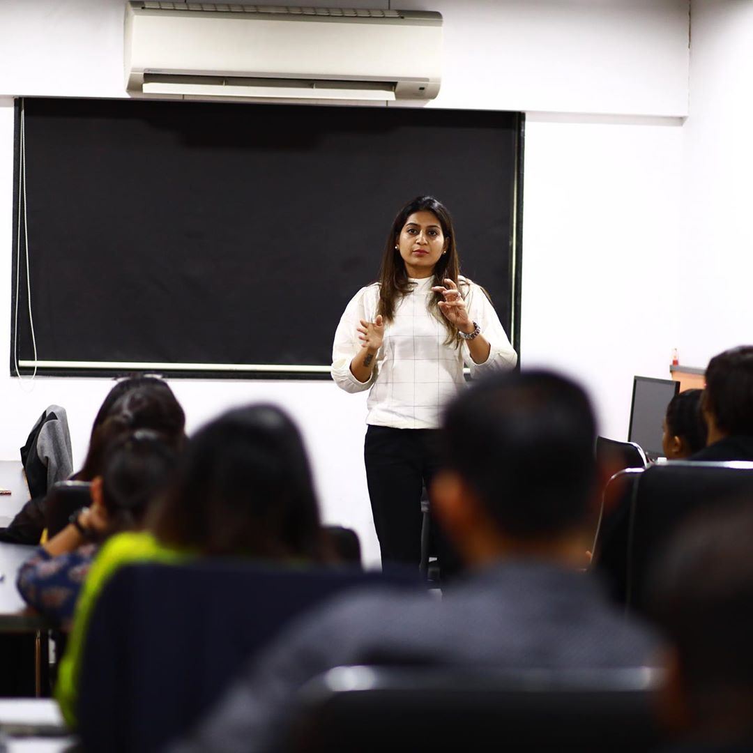 Great interactive session on Healthy Lifestyle from @palak_shah_chaturvedi @compubrain #compubrain #business #technology #healthylifestyle #healthysession #motivation