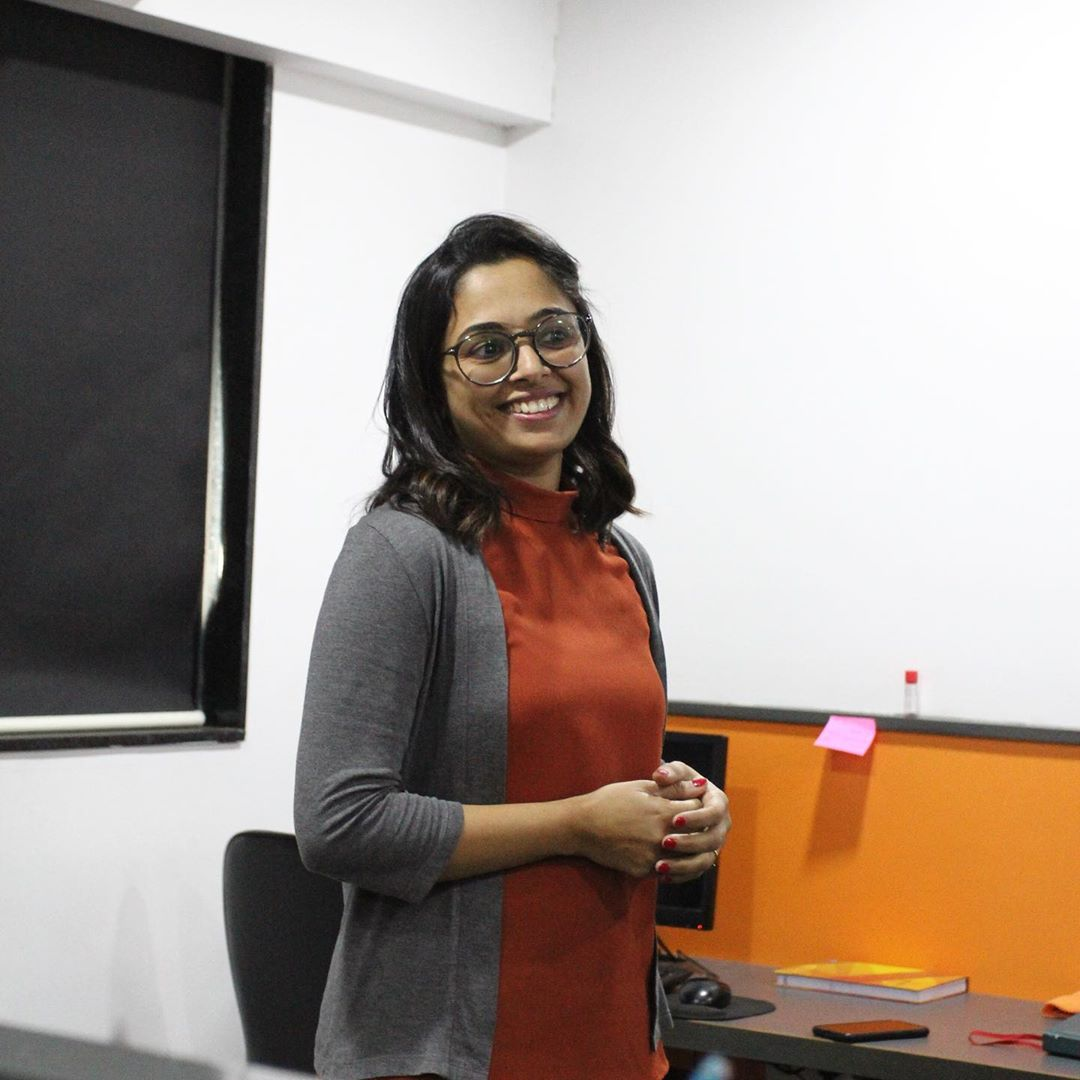 Thank you @dtkomalpatel for an amazing session on healthy lifestyle, deskercise and food! #CompuBrain #Business #Technology #Innovations #healthylifestyle