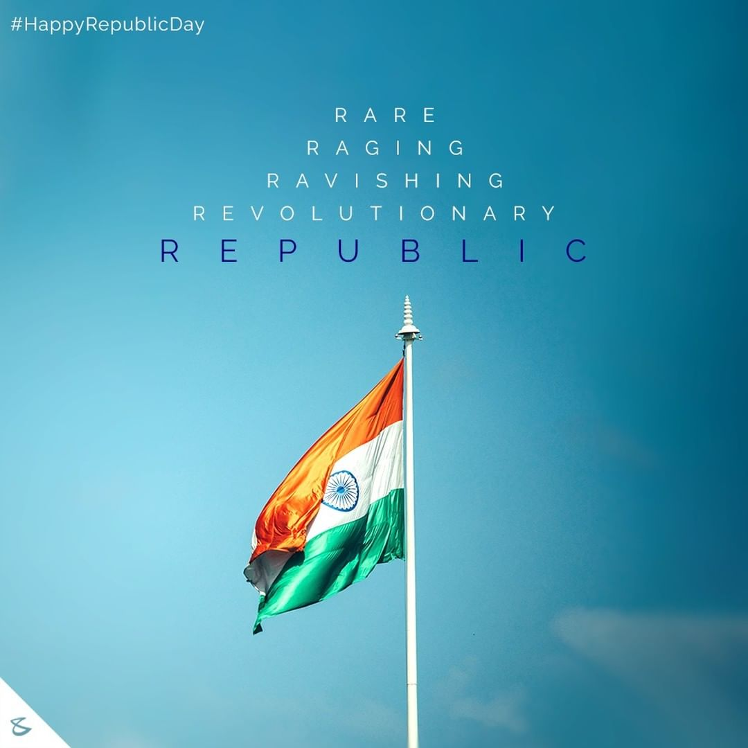Happy Republic Day!  #HappyRepublicDay #RepublicDayIndia #RepublicDay2021 #India #JaiHind #CompuBrain #Business #Technology #Innovations