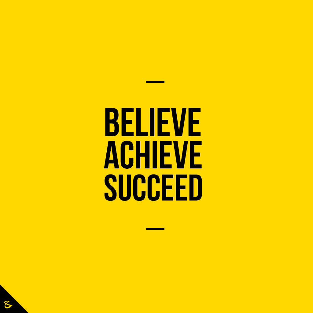 :: Believe Achieve Succeed ::  #Business #Technology #Innovations #CompuBrain https://t.co/uQtsGMDAJc