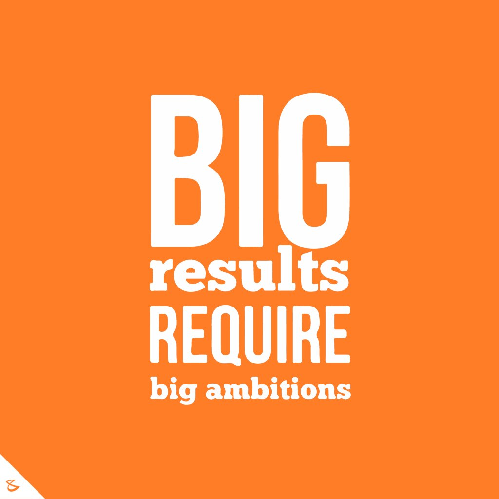 Think Big!  #Business #Technology #Innovations #CompuBrain https://t.co/M0BlYbg9vd