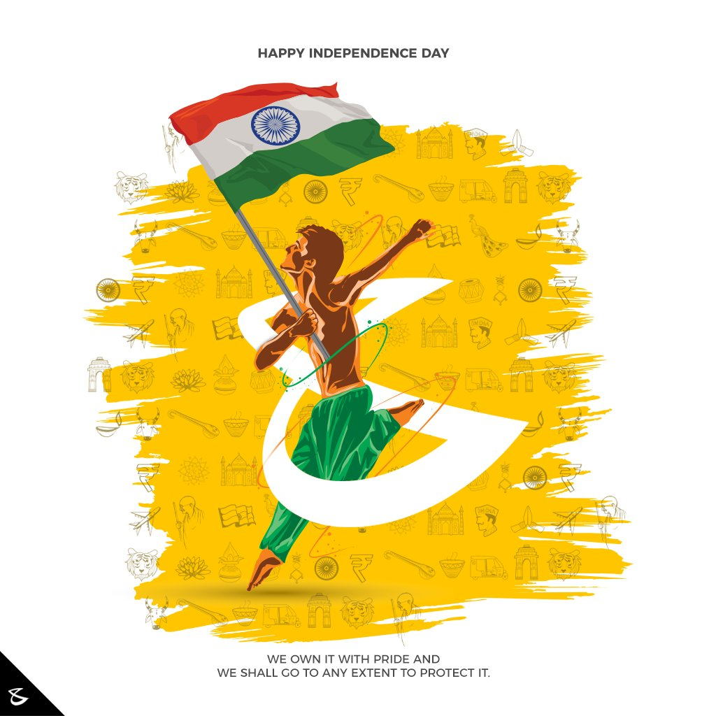 :: Happy Independence Day ::  #Business #Technology #Innovations #CompuBrain #NationalPride #IndianFlag #India #IndependenceDay #IndependenceDay2018 #स्वतंत्रता_दिवस https://t.co/gQYuSjiEVo