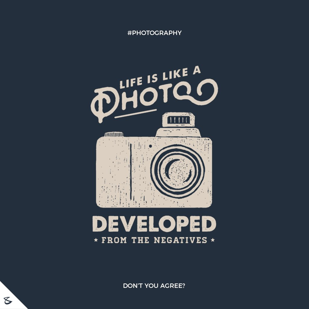 Don't You Agree?  #Business #Technology #Innovations #CompuBrain #Photography #Camera https://t.co/uCRgIhzj9F