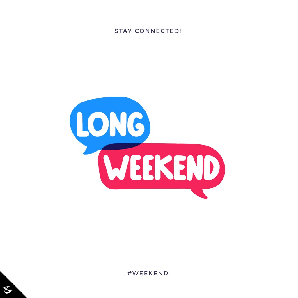 Stay Connected!  #Business #Technology #Innovations #CompuBrain #Weekend #LongWeekend https://t.co/cj3x9YR2wa