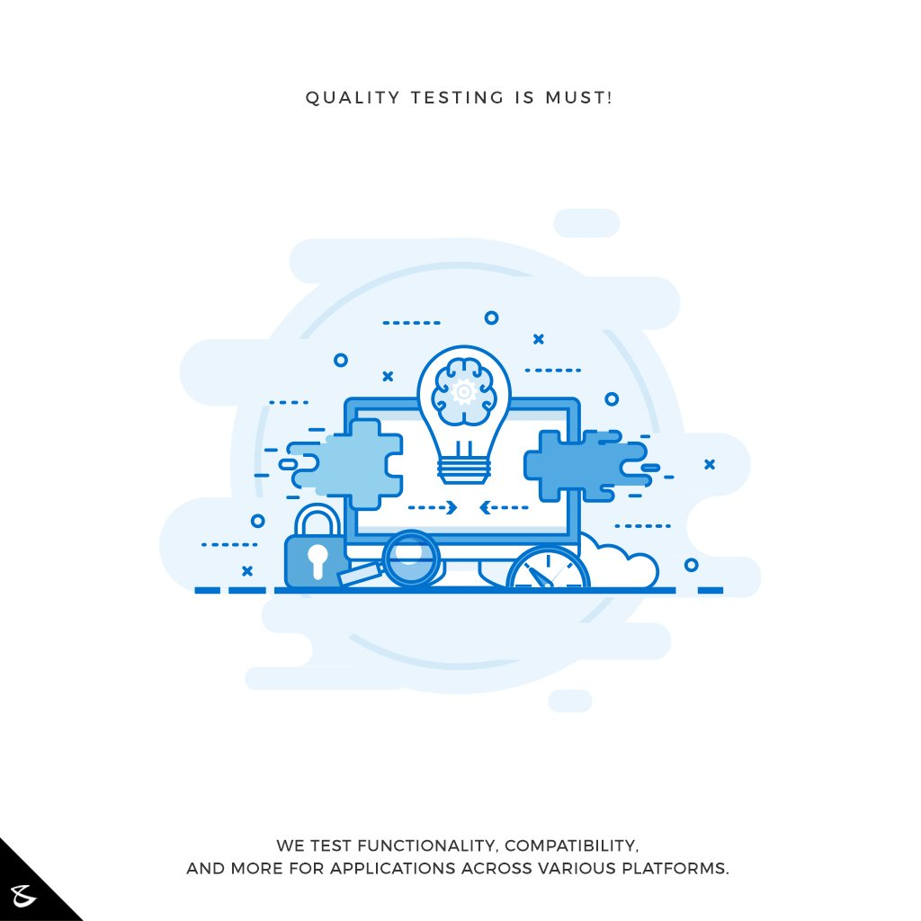 Quality Testing is Must!  #Business #Technology #Innovations #CompuBrain https://t.co/YZsIYypdv3