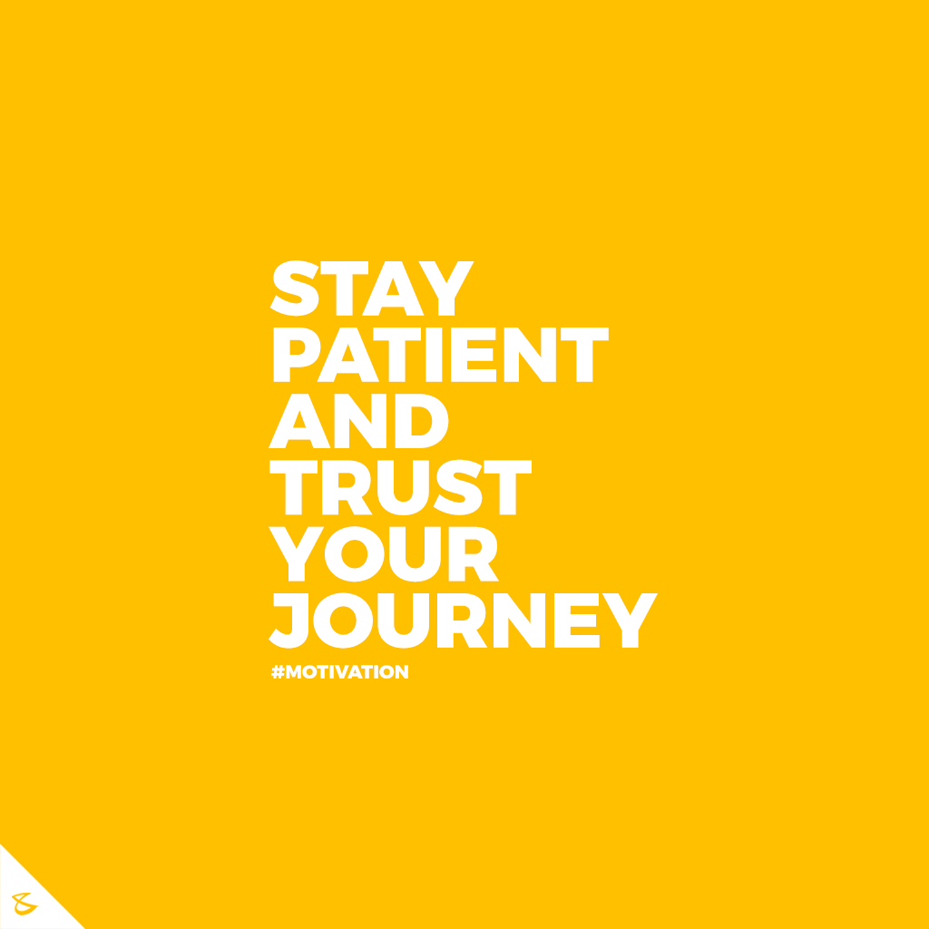 Trust your journey  #CompuBrain #Business #Technology #Innovations  #DigitalMediaAgency #Motivation https://t.co/FGFVbP5OXC