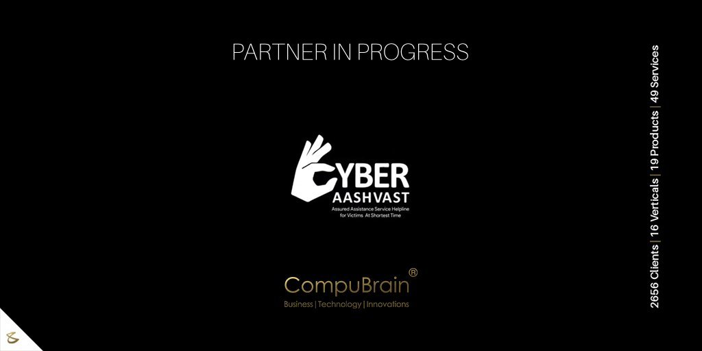 A Cyber-Pro Partnership!   #Institutionalization #CompuBrain #Business #Technology #Innovations https://t.co/YxIAWMzA7X
