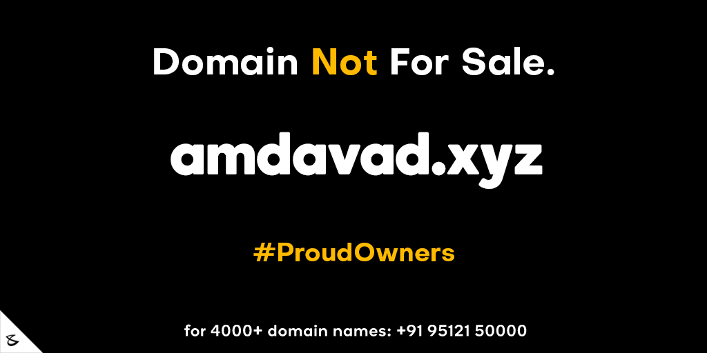 It's all in the Doname sorry Domain!   #Amdavadi #Institutionalization #CompuBrain #Business #Technology #Innovations https://t.co/V72g0mdy8V
