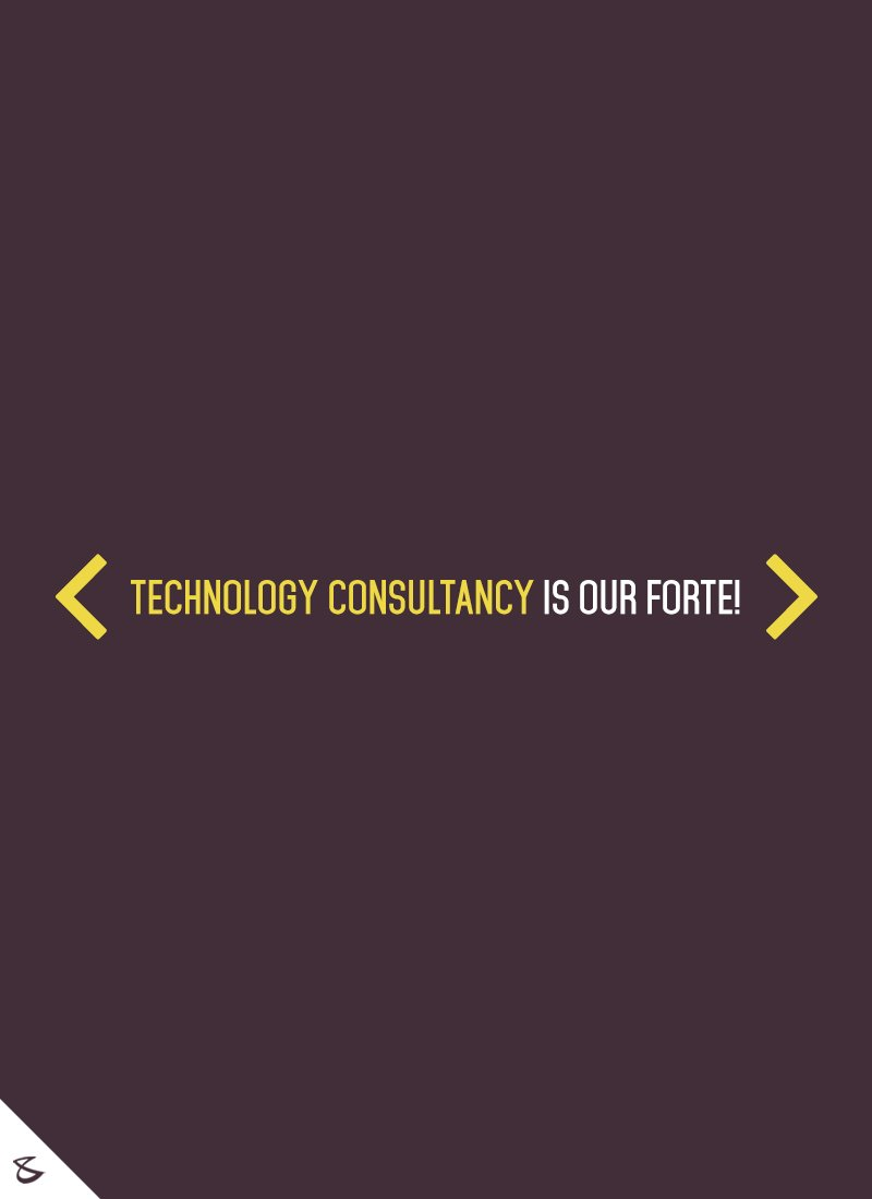 Technology consultancy is our forte! #CompuBrain #Business #Technology #innovations https://t.co/tVY6uVUtsg