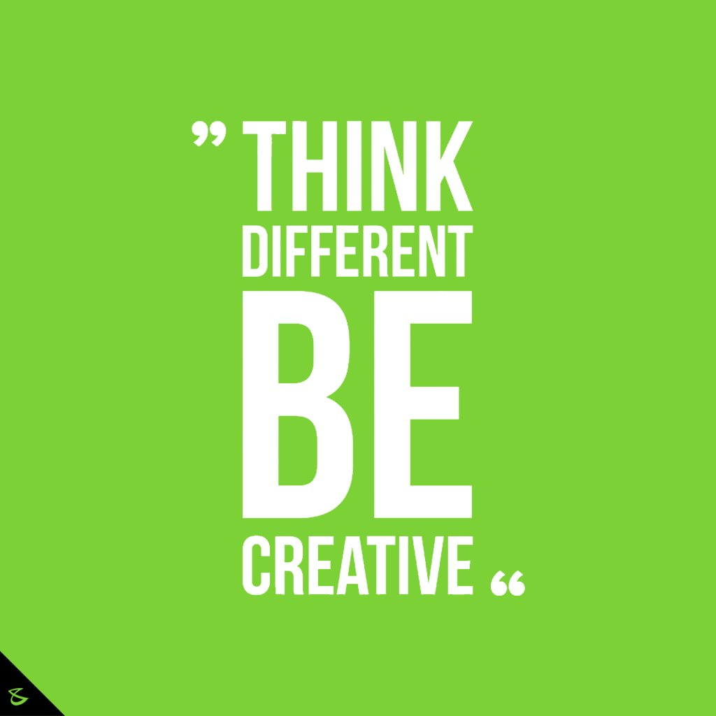 // Think #different //  #Business #Technology #Innovations #CompuBrain #TuesdayThoughts https://t.co/a7LmSmnKYS