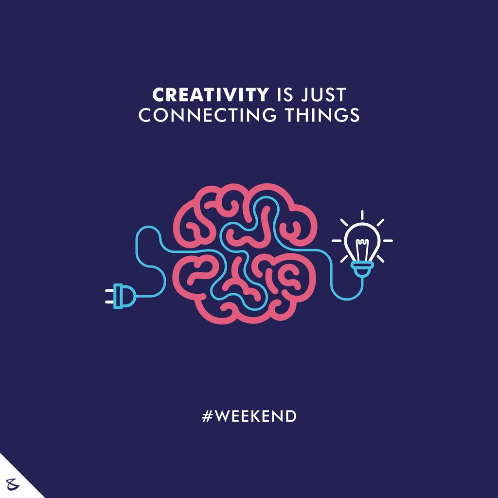 #Creativity #WeekendMode #Business #Technology #Innovations #CompuBrain https://t.co/5elpm0br36