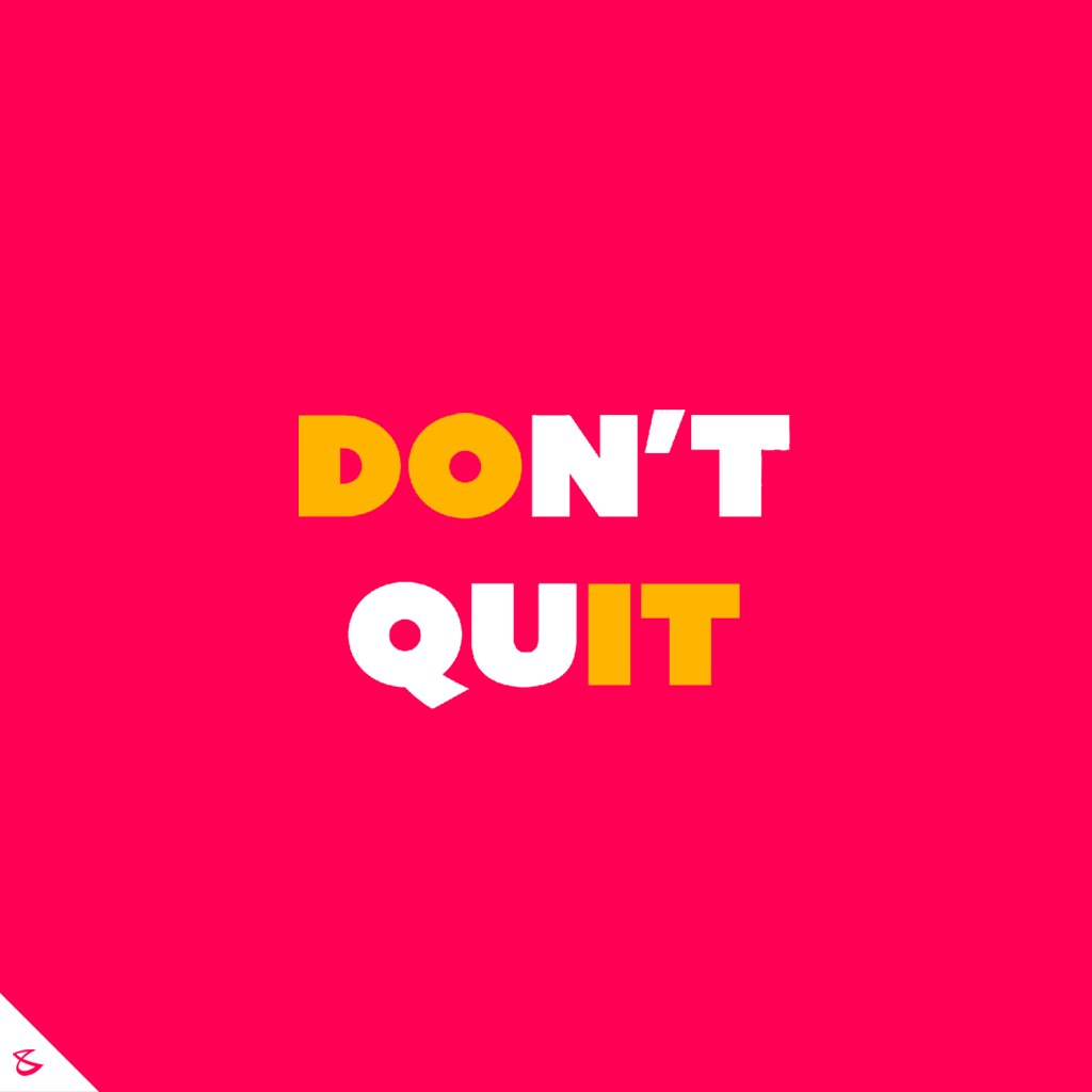 #DontQuit #Weekend #Business #Technology #Innovations #CompuBrain https://t.co/EBMV0LrXZ1