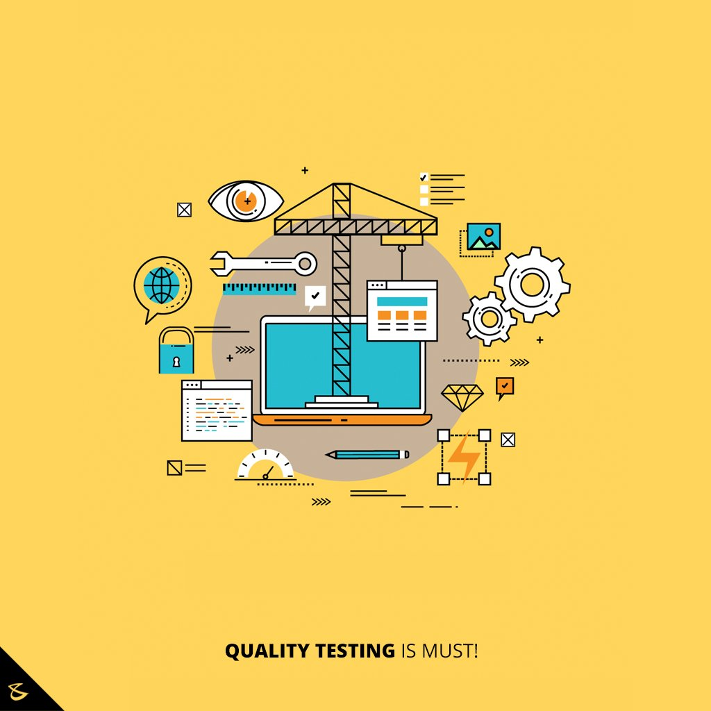 #QualityTesting is Must! #Business #Technology #Innovations #CompuBrain https://t.co/AXhLMHVQzO
