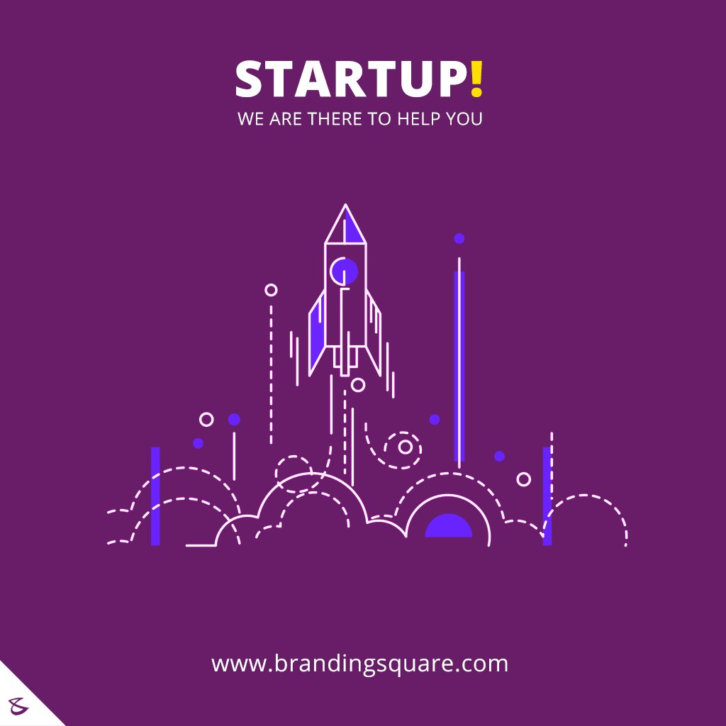 :: Start Up :: We are there to help you  #Business #Technology #Innovations #BrandingSquare #StartUps https://t.co/A1XxE6FYPM