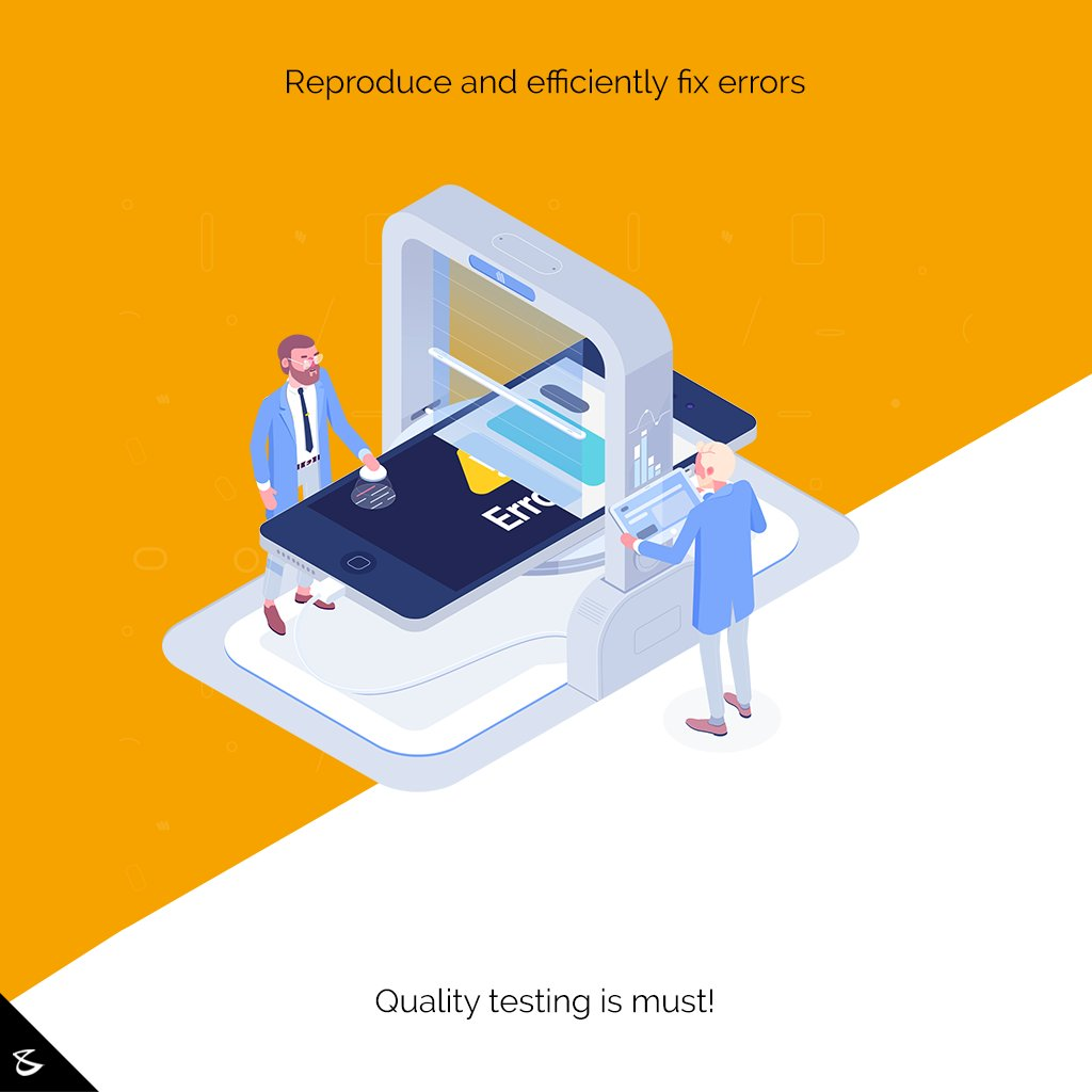 Quality testing is must!  #Business #Technology #Innovations https://t.co/oA3vyUiTc1