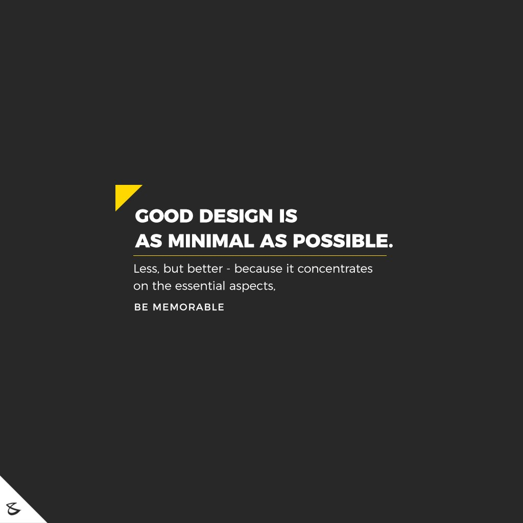 Minimal designs speak for themselves!   #Business #Technology #Innovations #CompuBrain https://t.co/DwbT4d6uid
