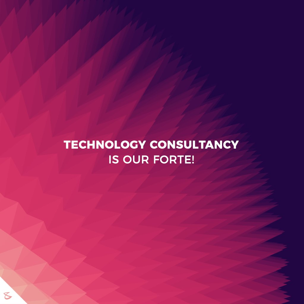 Technology Consultancy is our forte!  #Business #Technology #Innovations #CompuBrain #TechnologyConsultancy https://t.co/rBM1g7ytzh