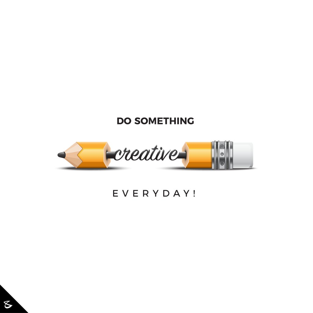 Be Creative !  #Business #Technology #Innovations https://t.co/oMiyaLkEjO