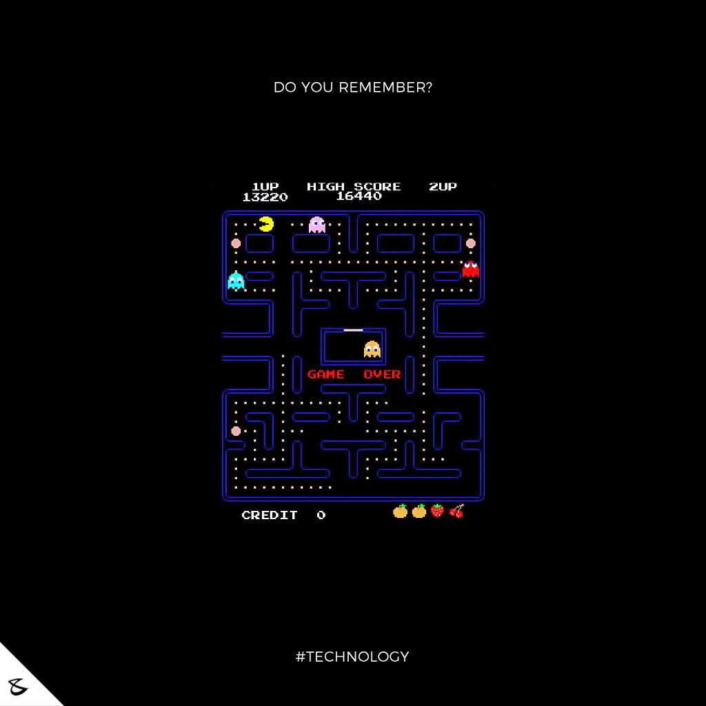 Do you remember?  #CompuBrain #Business #Technology #Innovations #Pacman https://t.co/rl3rxT6hyH
